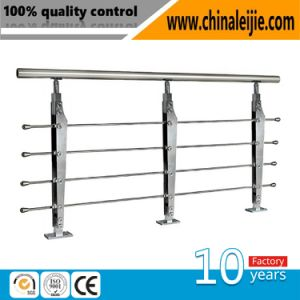 Stainless Steel Baluster Tube Balustrade Stainless Steel Handrail pictures & photos