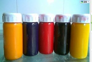 Pigment Paste Yellow (LEATHER TREATMENT) pictures & photos