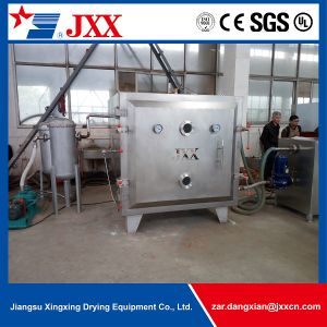 Pharmaceutical Low Temperature Vacuum Tray Dryer pictures & photos