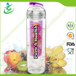 800ml Fruit Juice Tritan Water Bottle with Custom Logo pictures & photos