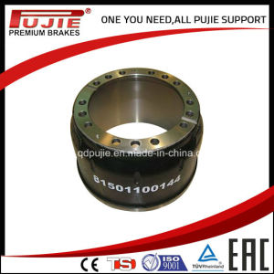 Man Brake Drum for Truck 81501100144 81501100104 81501100107 pictures & photos