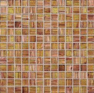 Bathroom Mosaic Decor Glass Mosaic Tiles (H420052) pictures & photos