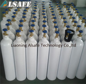 0.5liter to 50liter Aluminium Cylinder Oxygen pictures & photos