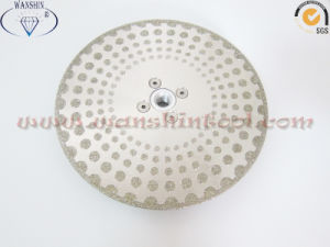 7′′ Electroplated Cutting and Grinding Wheel for Marble pictures & photos