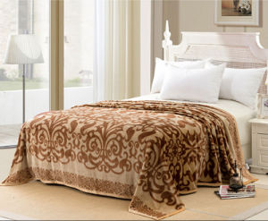 2014 New Super Soft Microfiber Flannel Blanket