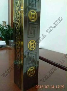 Stainless Steel Pipe for Decoration pictures & photos