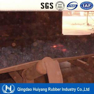 Rubber Steel Cord Heat Resistant Conveyor Belts (st630~st7500) pictures & photos