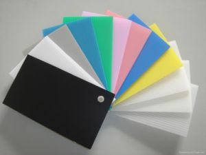 High Quality Plastic Vpc Sheet pictures & photos