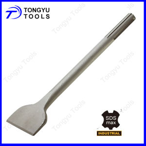 SDS Max Wide Flat Chisel for Concrete and Stone, SDS Max Chisel