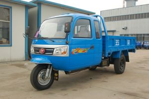 3 Wheel Truck with Air Brake (WR1P4527101) pictures & photos