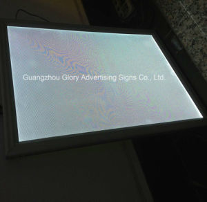 Custom Size LED Light Guide Panel for LED Advertising pictures & photos