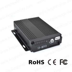 720p Ahd 4CH High Definition SD Vehicle Mobile DVR
