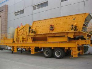 Mobile Crushing Plants pictures & photos
