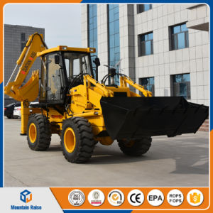 Heavy Compact Backhoe Loaders with Competitive Price pictures & photos
