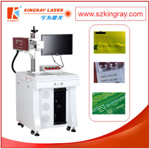 Wood and Leather CO2 Laser Marking Machine/ Engraving Machine /Engraver