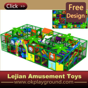En1176 High Quality for Europe Market Indoor Playground (ST1407-1) pictures & photos