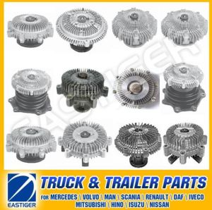 Over 200 Items Auto Parts for Fan Clutch pictures & photos