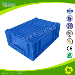 New Design Mesh Plastic Crate for Fruit and Vegetable pictures & photos