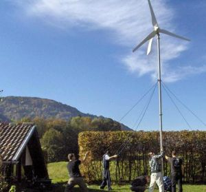 2kw, 3kw Wind Turbine, Wind Generator, Wind Turbine System Price pictures & photos