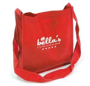 Promotional out-Going Custom Shoulder Non Woven Bag pictures & photos