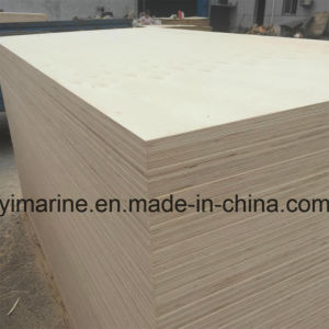 Full Poplar Plywood E1 Glue 18*1220*2440mm pictures & photos