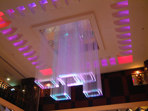 Fiber Optic Lamp (HYFC-2039) pictures & photos