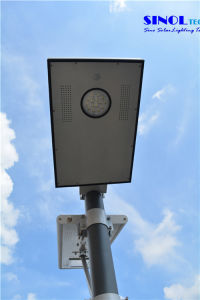IP65 12W Integrated Solar Street Garden LED Light (SN-112) pictures & photos
