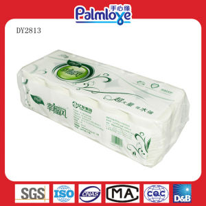 Bathroom Tissue, 10 Rolls / Pack Toilet Paper (DY-2813) pictures & photos