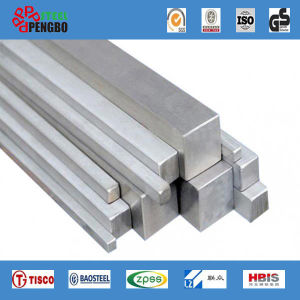 200 300 400 Stainless Steel Square Bar Factory pictures & photos
