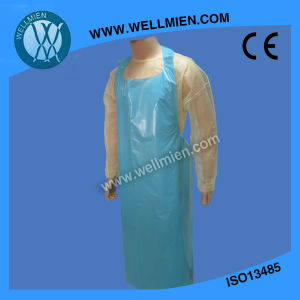 Wholesalle Disposable PE Apron pictures & photos