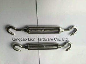 Stainless Steel Turnbuckles Hook &Hook U. S. Type Dr-Z0084 JIS Standard Frame Type Rigging Turnbuckle pictures & photos
