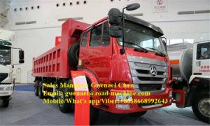 Sinotruk 12 Wheels Hohan 8X4 Dump Truck/ Tipper/ Dumper, 336HP, Rhd/LHD, Euro II with Mercedes Benz Cabin