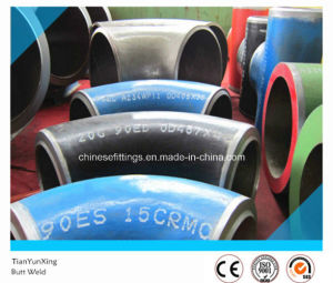 ASTM P11 P22 P5 Alloy Steel Elbows Pipe Fittings pictures & photos