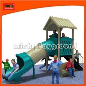 Mich Outdoor Plastic Tubes Playground Slides (5246A) pictures & photos