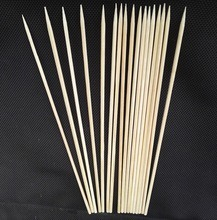 High Quality Bamboo Skewers for Daily Using pictures & photos
