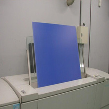 High Resolution Wide Developing Latitude Blue Color Aluminum Plate Thermal CTP pictures & photos