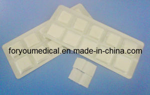 Wound Dressing Hemostatic Gauze Hemostatic Dental Dressing pictures & photos