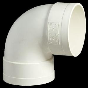 UPVC PVC Pipe Fittings 90 Degree Elbow