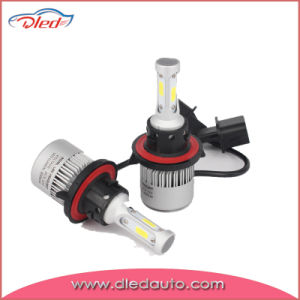 30W 12-24V 4000lm H4/9004/9007/H13/H7/H8/H10/H11/9005/9006 High Lumen Car LED Headlight