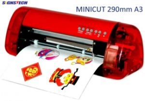Portable Contour Cutting Plotter, Cutter Plotter for Sale, Small Cutting Plotter pictures & photos