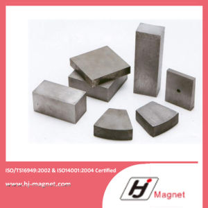 China Manufacture High Quality Zinc NdFeB Block Magnet pictures & photos