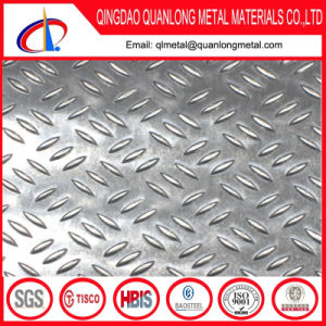 200 Series Plate 201 Embossed Stainless Steel Sheet pictures & photos