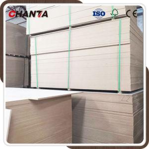 Good Quality MDF Sheet, Medium Density Fiberboard, Melamine MDF Price for Decoration pictures & photos