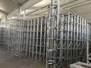 Safe SGS Approved Movable Scaffolding System for Stage pictures & photos