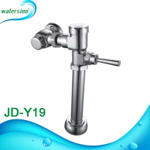 American Style Hand Operated Bathroom Toilet Flush Valve pictures & photos