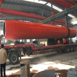 Large Capacity Rotary Dryer for Bentonite, Coal, Pyrite, Sawdust pictures & photos
