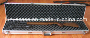 Strong Aluminum Gun Case with Egg Foam pictures & photos