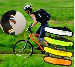 Safety Reflective Belt Strap LED Armband for Running