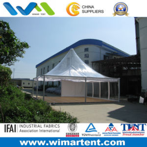 8X8m Large Transparent PVC Pagoda Tent for Wedding Party pictures & photos