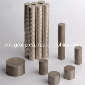Rare Earth SmCo Cylinder Magnet pictures & photos